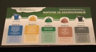 Varaždinci od 1. prosinca dobivaju vreće za odvajanje otpada u svojim domovima