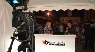 Predsjednica Grabar Kitarović posjetila Špancirfest
