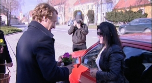 Grad Varaždin, Varaždinska županija i Policija darivali vozačice uz Dan žena