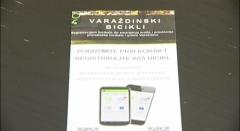 Predstavljena aplikacija za registraciju bicikala u Varaždinskoj i Međimurskoj županiji