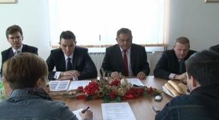 Zamjenik ministra gospodarstva Alen Leverić posjetio Općinu Trnovec Bartolovečki