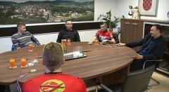 Prijem za najbolje hrvatske vozače ciklokrosa u Novom Marofu
