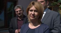 Ministrica Opačić u Varaždinu obišla Službu za otpis dugova